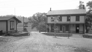 Shawmont Station, 1929