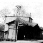 1960 - Pennsylvania Railroad's Shawmont Station (demolished)