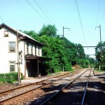 Shawmont Station 1974