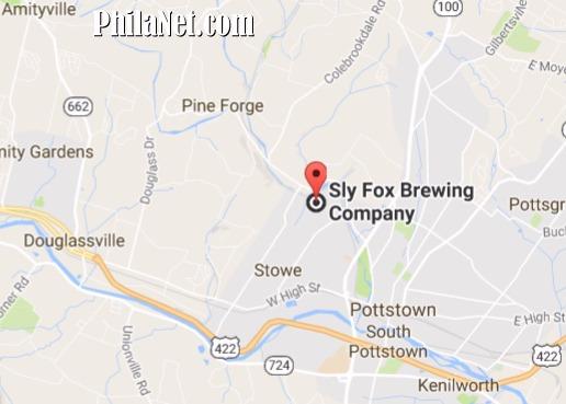 Sly Fox Map