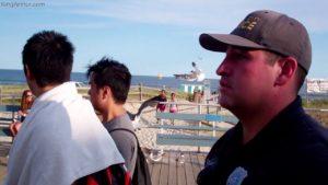 Ocean City Police Officer T. Kuddar